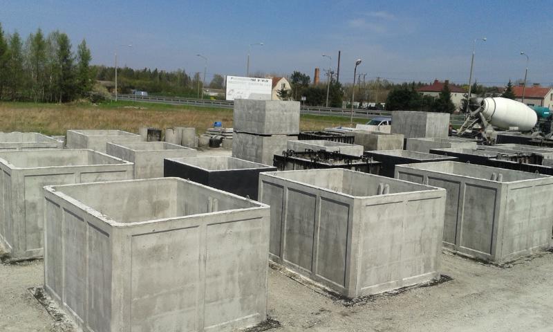 Szamba betonowe płońsk